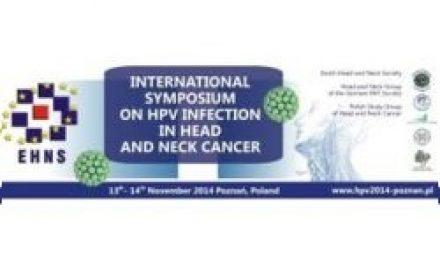 zwrotnik raka International Sympozjum on HPV Infection In Head and Neck Cancer