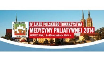 iv zjazd polskiego towarzystwa medycyny paliatywnej