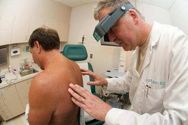 Leczenie czerniaka skóry