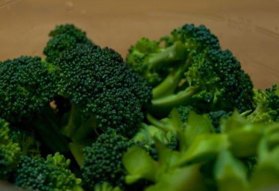 Brokuły w diecie antynowotworowej