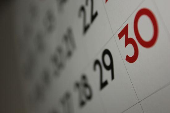 Kalendarz badań profilaktycznych