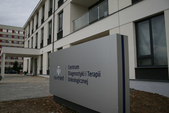 NU-MED Centrum Diagnostyki i Terapii Onkologicznej w Zamościu – nowy ośrodek radioterapii