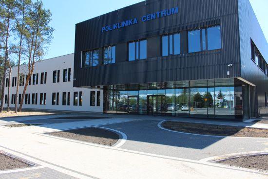 Nowa Poliklinika w bydgoskim Centrum Onkologii