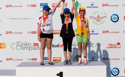 Onko-olimpiada dla dzieci