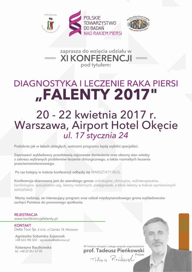 FALENTY 2017 WARSZAWA PROGRAM