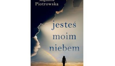 Jesteś moim niebem, książka