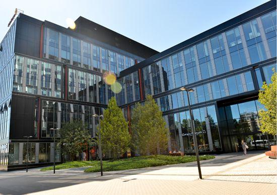 Międzynarodowe Centrum Badań Klinicznych AstraZeneca w Warszawie