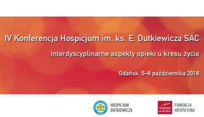 konferencja dutkiewicza gdańsk 2018