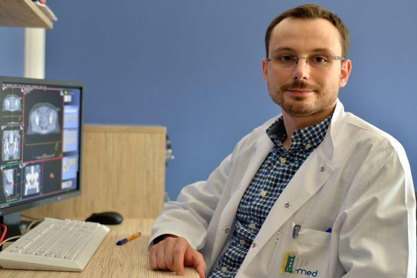 Marcin Kurowicki onkolog