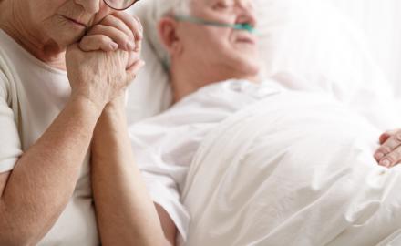 objawy śmierci symptomy umierania