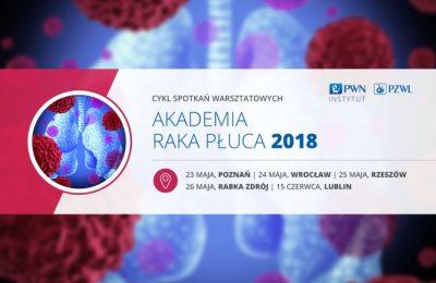 Akademia Raka płuca konferencja 2018