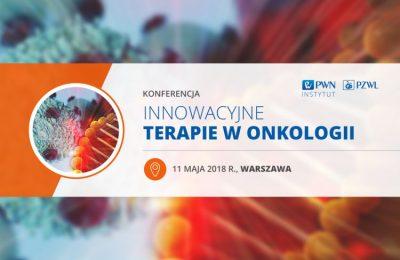 innowacyjne terapie w onkologii konferencja onkologiczna