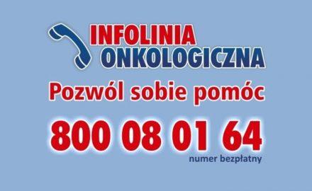 telefon zaufania Polskiego Towarzystwa Psychoonkologicznego dla pacjentów