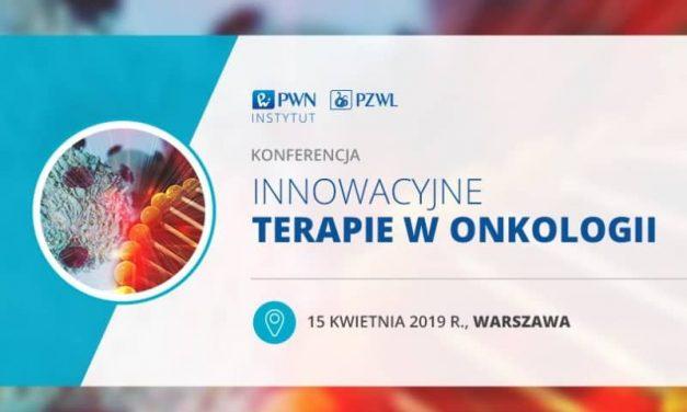 Innowacyjne terapie w onkologii – konferencja