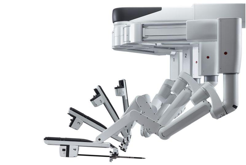 robot da Vinci w Polsce