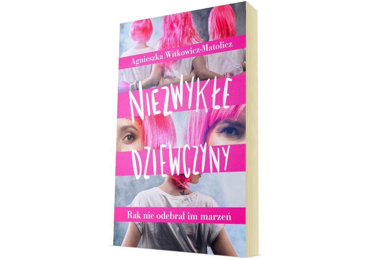 niezwykłe dziewczyny książka rak piersi