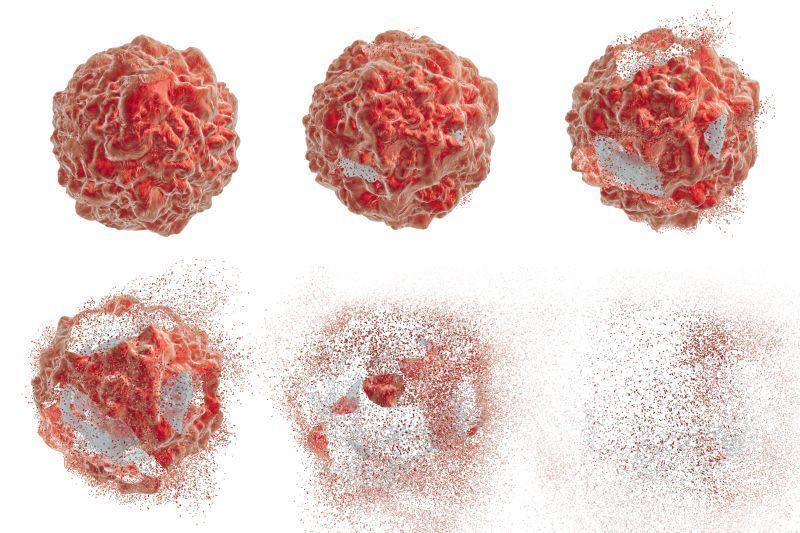 Zespół rozpadu guza nowotworowego