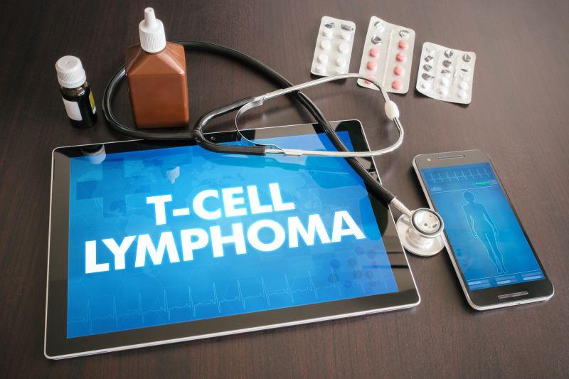 Chłoniak skórny T-komórkowy