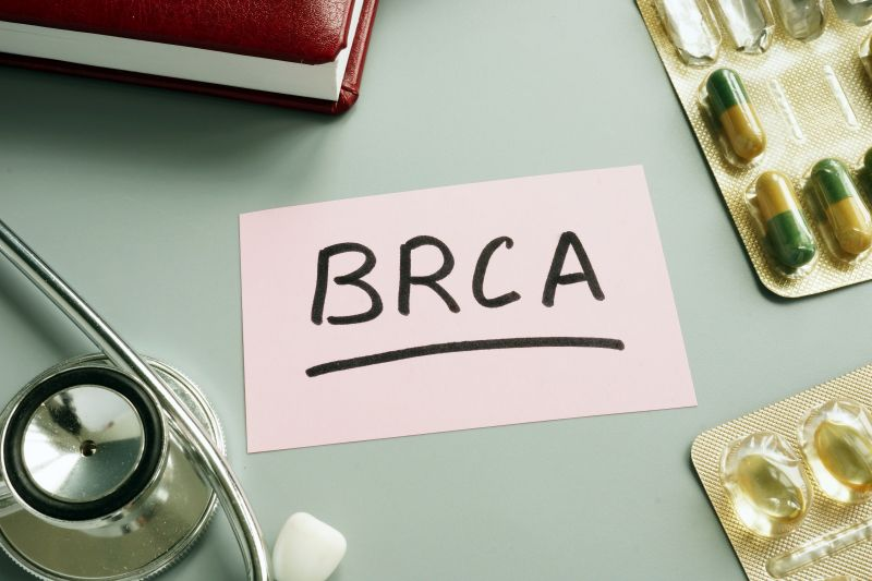 dziedziczenie raka jajnika BRCA