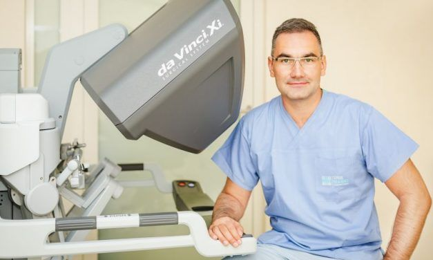 Rak prostaty – chirurgia robotyczna to nadzieja dla chorych