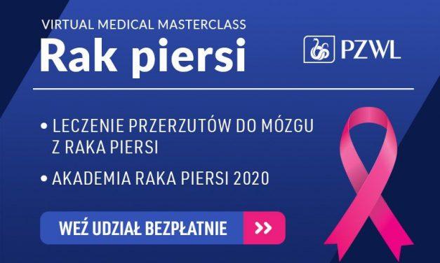 Virtual Medical Masterclass – rak piersi