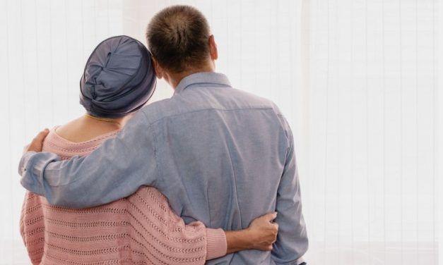 Związek uszczypnięty przez raka
