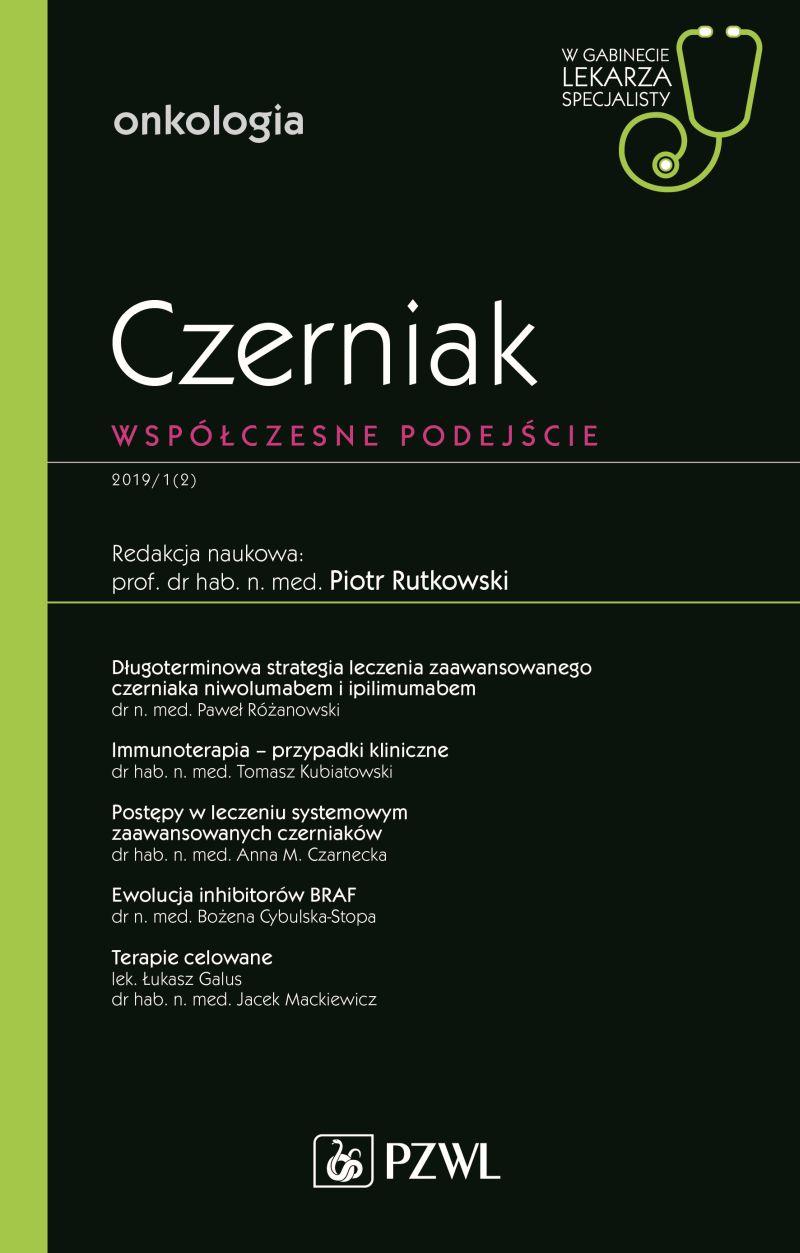 czerniak współczesne podejście książka